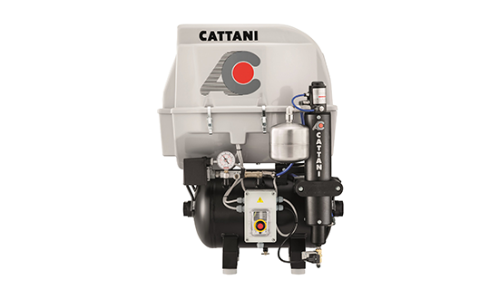 Cattani Compressor 2 - A&E Dental Engineering