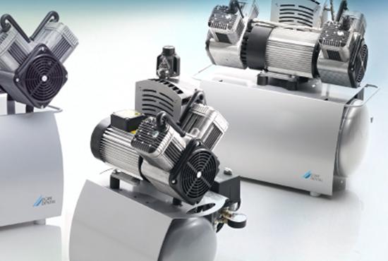 Air Compressors - A&E Dental Engineering