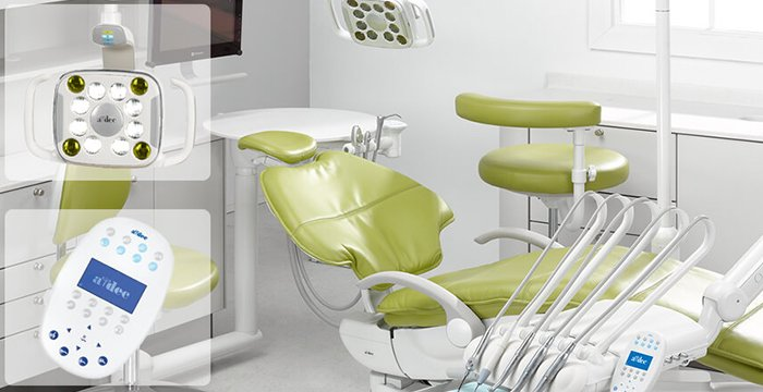 Dental Delivery Chair - A&E Dental Engineering